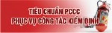 Tiêu chuẩn, quy chuẩn PCCC