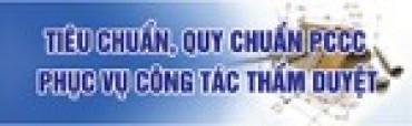 Tiêu Chuẩn, Quy Chuẩn Yêu Cầu Thiết Kế PCCC