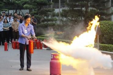 Vì Sao Phải Tổ Chức Huấn Luyện Kỹ Năng Phòng Cháy Chữa Cháy?