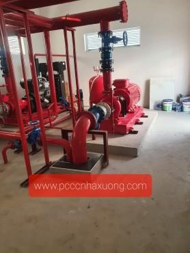 Công ty lắp đặt cụm máy bơm PCCC
